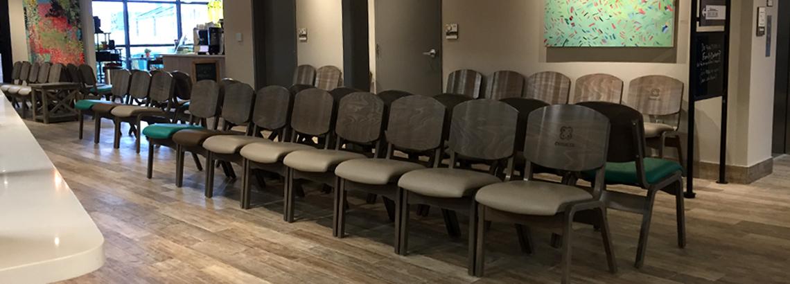 Midtown Urgent Care Waiting Room